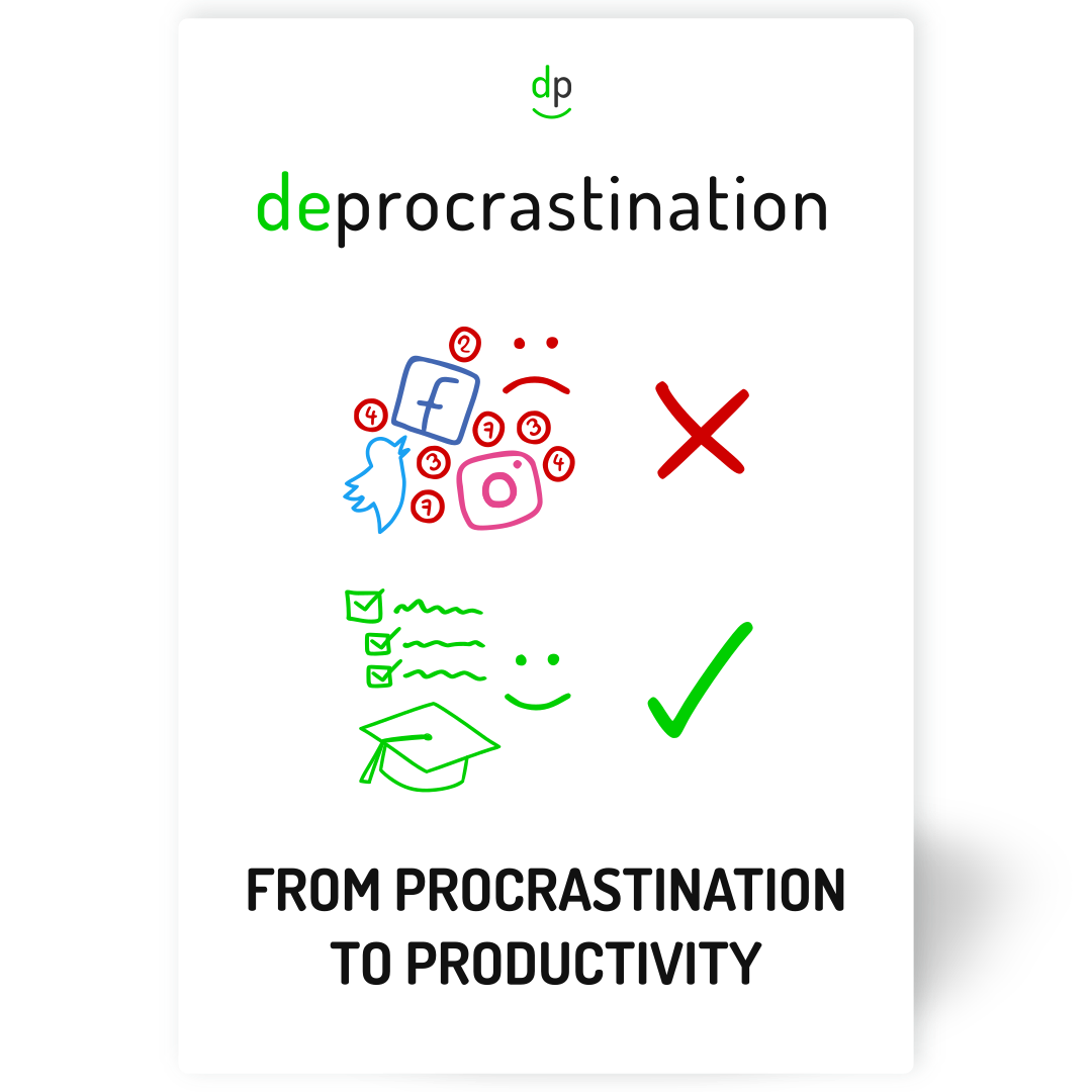 Deprocrastination: Everyday Guide - Learn 30+ effective techniques to stop procrastinating and unlock your potential